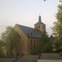 Kirche in Hof, Хоф