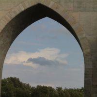 Wolkenbild, Хоф