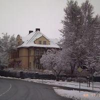 Winterliches Hof, Хоф