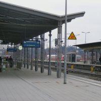 Hauptbahnhof Hof