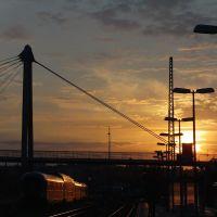 Sonnenuntergang in Hof 27.05.12 - 06, Хоф