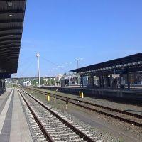 Hof Hauptbahnhof, Хоф