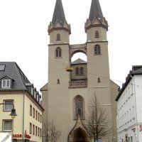 Hof: St. Michaelis Kirche, Хоф