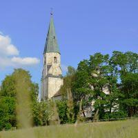 Kirche St. Leonhard in Oberdingolfing, Дингольфинг