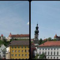 Altstadt Burghausen - X3D, Бургхаузен