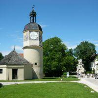 Óratorony/Clocktower, Бургхаузен