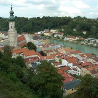 Altstadt, Бургхаузен