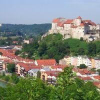 Burghausen an der Salzach, Бургхаузен