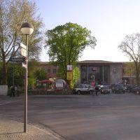 Bahnhof, Розенхейм