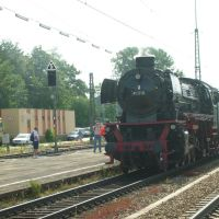 150 Jahre Maximiliansbahn (8), Розенхейм