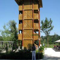 Wooden tower, Розенхейм