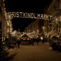 Christkindlmarkt Rosenheim, Розенхейм