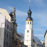 Heilig Geist Kirche, Розенхейм