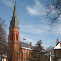 Erlöserkirche, Розенхейм