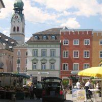 Markt und Kirche, Розенхейм