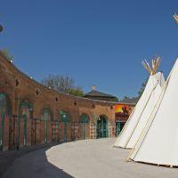 Ausstellung über Native Americans, Розенхейм