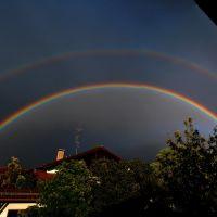 The colors of rainbows, Rosenheim, Розенхейм