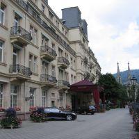 Brenners Park Hotel in Baden-Baden, Баден-Баден