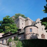 Castle Hohenbaden, Баден-Баден