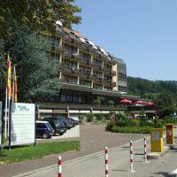 Baden-Baden, Rheuma-Klinik im Rotenbachtal, Баден-Баден