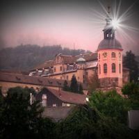 Iglesia del MONASTERIO - BADEN BADEN - Alemania, Баден-Баден