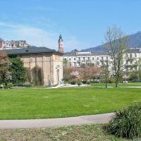BadenBaden-02-Park, Баден-Баден