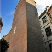 Baden-Baden: schmales Haus, Баден-Баден