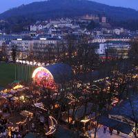 Baden-Baden - Weihnachtsmarkt, Баден-Баден