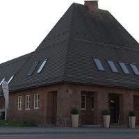 Alte Wache, Wachgebäude der ehemaligen Panzerkaserne, Зинделфинген