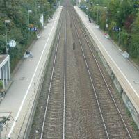 S-Bahn-Haltestelle Sindelfingen-Goldberg, Зинделфинген
