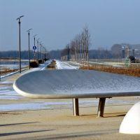 2011: Flugfeld mit Plana und Sensapolis im Hintergrund, Зинделфинген