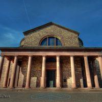 Kirche in Karlsruhe II, Карлсруэ