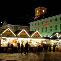 Weihnachtsmarkt, Карлсруэ