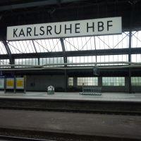 KARLSRUHE HBF, Карлсруэ