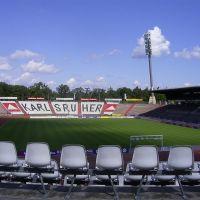 Karlsruhe Wildparkstadion, Карлсруэ