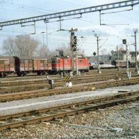 Konstanz Re 4/4 II der SBB(1986), Констанц