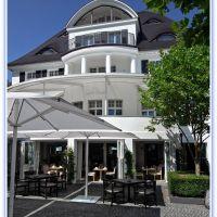 Konstanz - Seestraße - Hotel Riva, Констанц