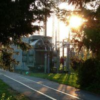Transformator 400KV, Людвигсбург