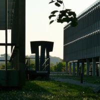 PH-Ludwigsburg Mensa---Hauptbau, Людвигсбург