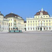 Ludwigsburg-Barockschloss-03, Людвигсбург