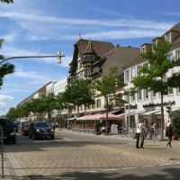 Ludwigsburg Wilhelmstraße, Людвигсбург