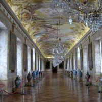 """A""""sváb Versailles""""Németország legnagyobb barokk kastélya, Людвигсбург"""