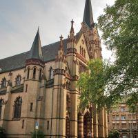 Heilig-Geist-Kirche Mannheim, Мангейм