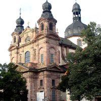 Mannheim. Jesuitenkirche, Мангейм