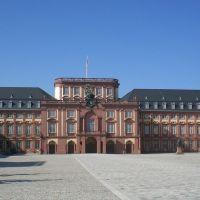 Mannheimer Schloss, Мангейм