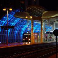 S-Bahnstation Ludwigshafen-Mitte, Мангейм