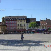 Mannheims Marktplatz, Мангейм
