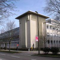 Tübingen Wilhelmstrasse, Рютлинген