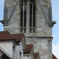 Stiftskirche, Рютлинген