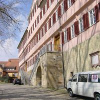 Tuebingen Alte Burse, Рютлинген